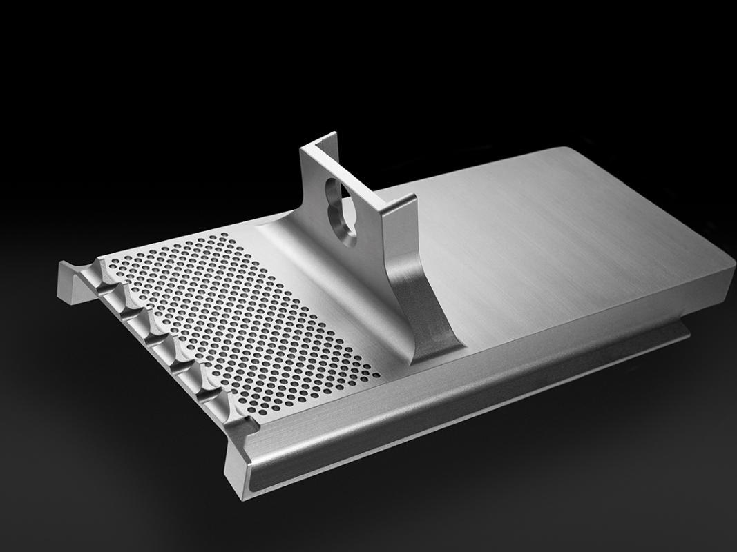 Materials: AlMg4,5Mn, Specification: 25 µm polymeroxid®_LF4® + PTFE
