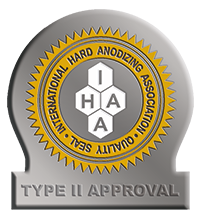 IHAA Approval Seal Type II