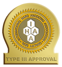 IHAA Approval Seal Type III