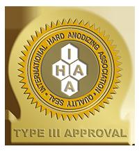 IHAA Approval Seal Type III