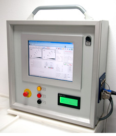 Januar 2011: prooxyd®_control nun auch im Labor